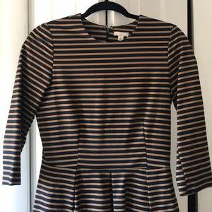 Striped Dress - size 4